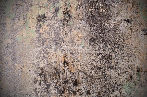 Grunge grijs muur textuur Maakt een reservekopie behang Stockfoto © yuliang11