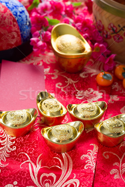 chinese new year decorations Stock photo © yuliang11