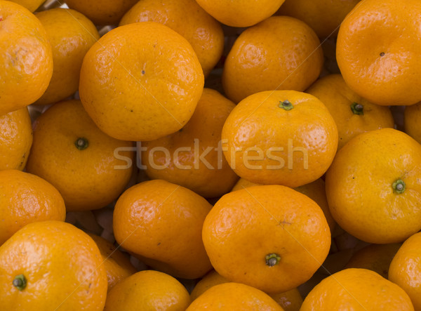 mandarin oranges close up  Stock photo © yuliang11