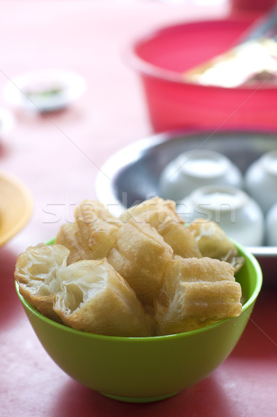 'Yau Char Kuai' (literally translated to 'Oil Fried Ghost'), a  Stock photo © yuliang11