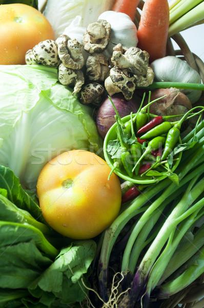 vegetables Stock photo © yuliang11