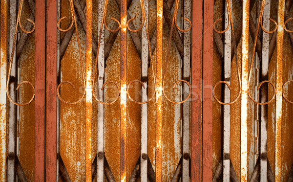 Background of rusty Stock photo © yuliang11
