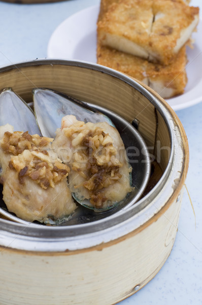 scallop dim sum Stock photo © yuliang11
