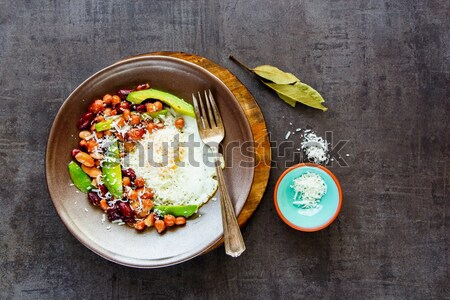 Stock photo: Buddha power bowl