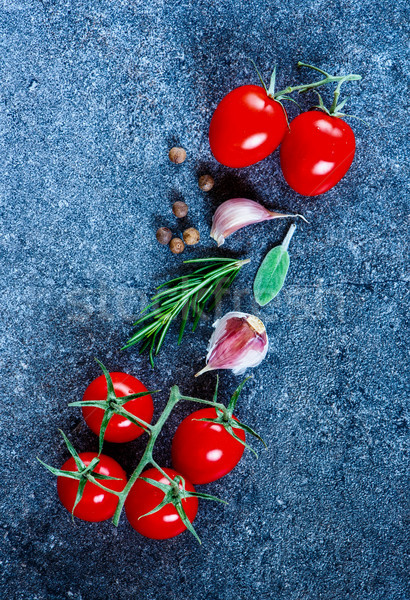 Fresh organic vegetables Stock photo © YuliyaGontar