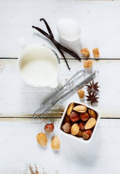 Cooking concept Stock photo © YuliyaGontar