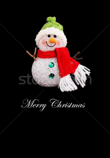 Merry Christmas Stock photo © yupiramos