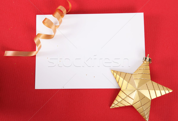 Greeting Card Stock photo © yupiramos