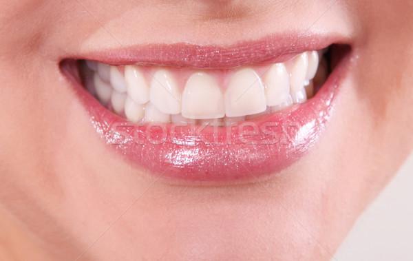 Smiling Stock photo © yupiramos