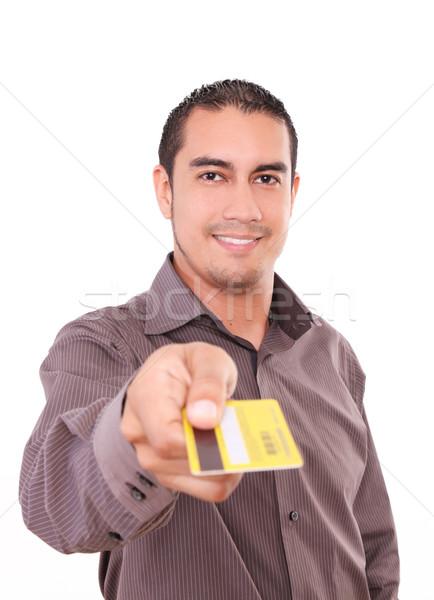 Paying  Stock photo © yupiramos