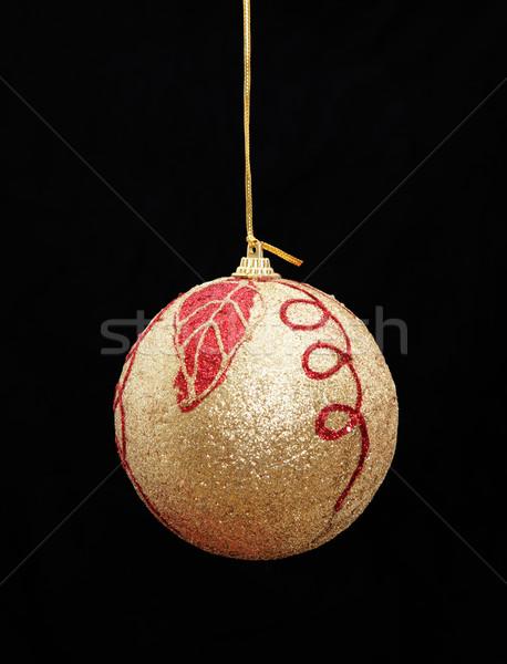 Christmas ball Stock photo © yupiramos