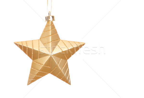 Christmas star  Stock photo © yupiramos