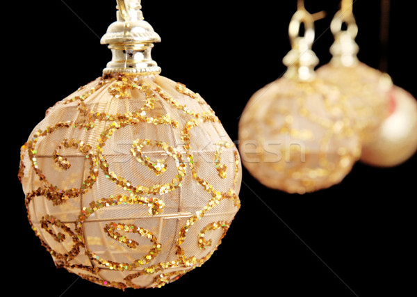 Decorated ball Stock photo © yupiramos