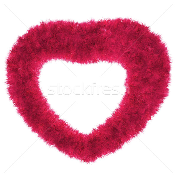 a chaplet is a heart Stock photo © yura_fx