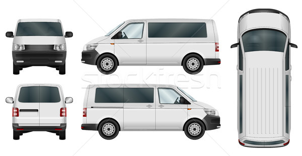 Car vector template Stock photo © YuriSchmidt