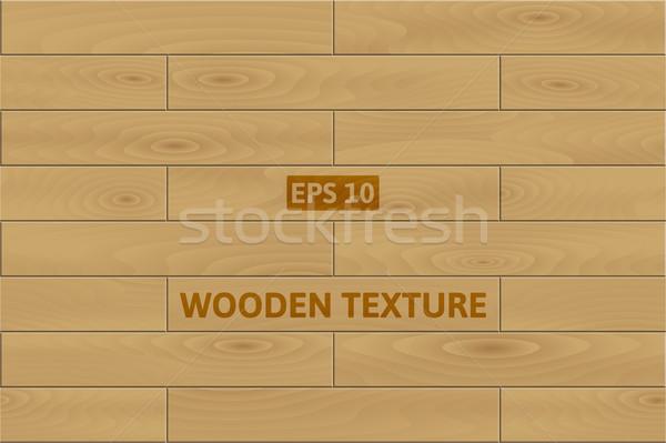 ベクトル 木製 木材 テクスチャ 光 ストックフォト © YuriSchmidt