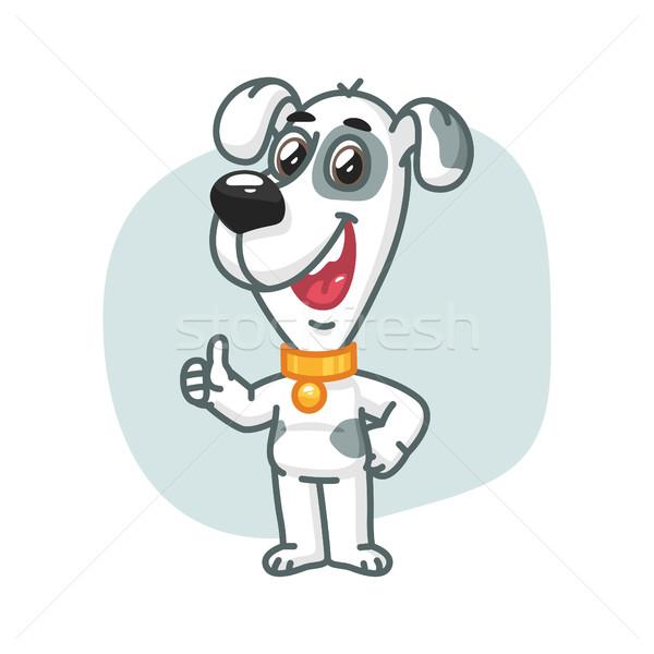 犬 フォーマット eps 10 ストックフォト © yuriytsirkunov