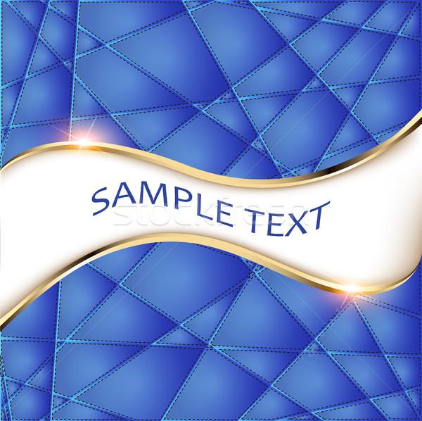 Illustrazione abstract spa spazio testo design Foto d'archivio © yurkina