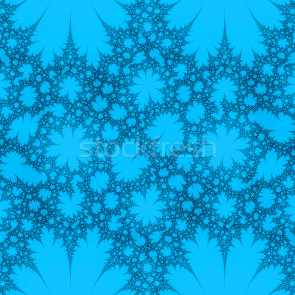 Fractal Background. A fractal is a natural phenomenon or a math Stock photo © yurkina