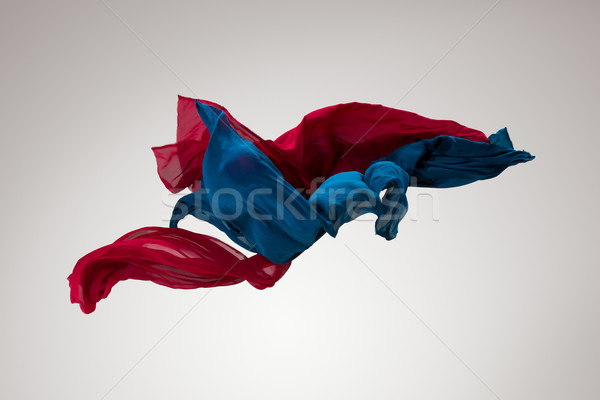 abstract fabric in motion Stock photo © yurok