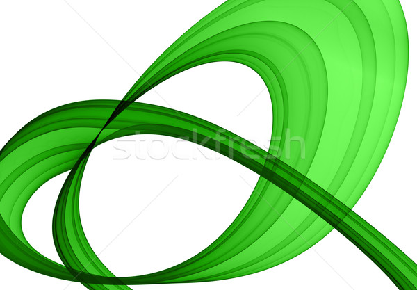 green abstract formation Stock photo © yurok