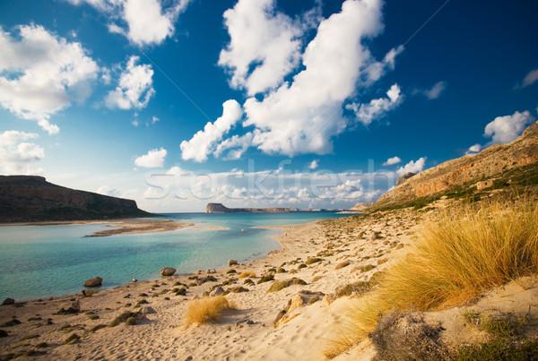 balos beach, crete, greece Stock photo © yurok