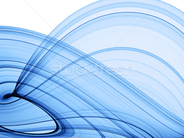 blue abstract background Stock photo © yurok