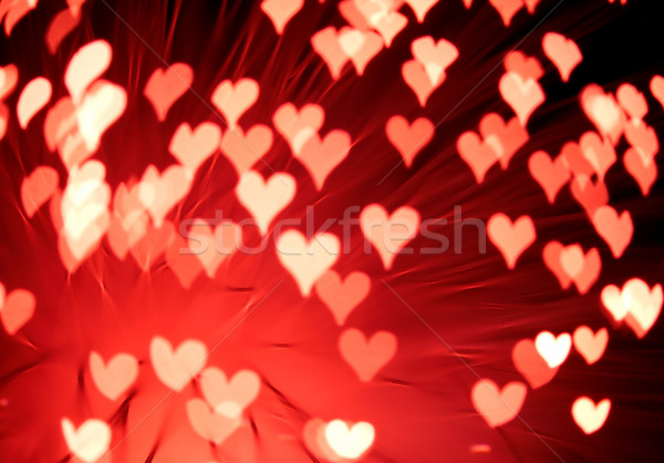 abstract st valentine background Stock photo © yurok