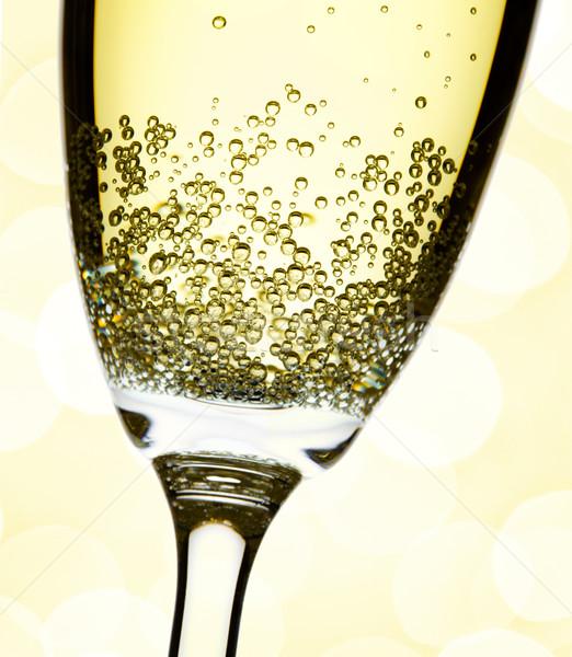 champage close-up Stock photo © yurok