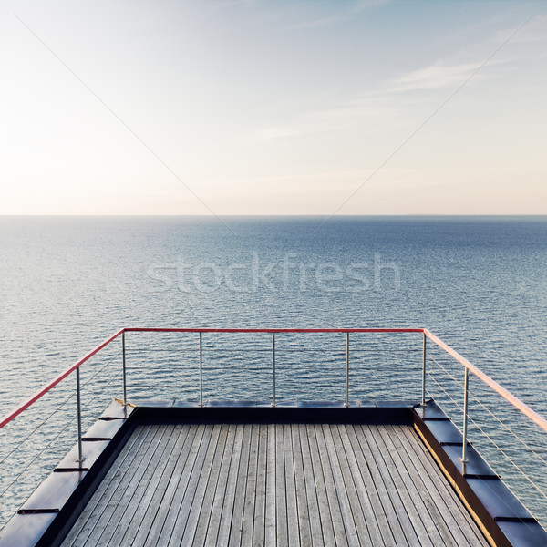 tranquil sea view Stock photo © yurok