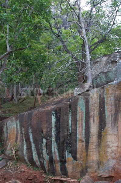 Stock photo: Sigiriya Rock
