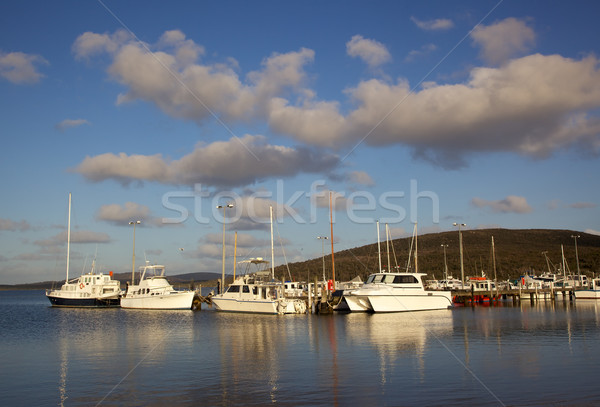 Stock photo: Oyster Harbour