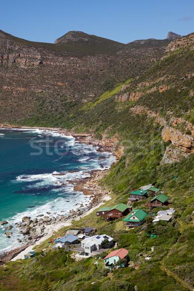 Smitswinkel Bay Stock photo © zambezi