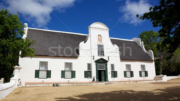 Groot Constantia Stock photo © zambezi