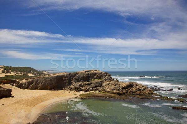 Shelley Bay Stock photo © zambezi