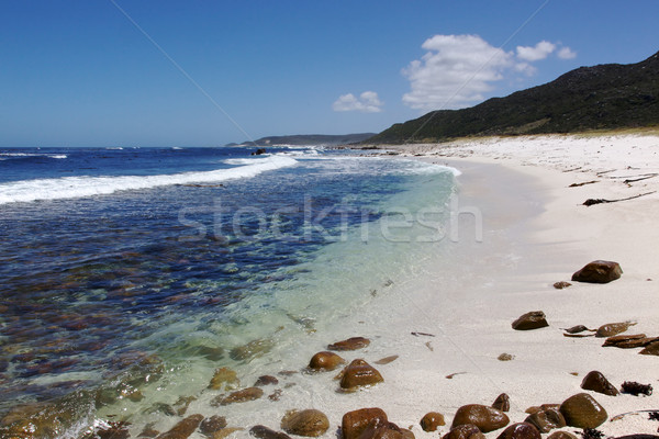 Maclear Beach Stock photo © zambezi