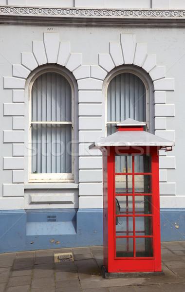 Telephone Box Stock photo © zambezi