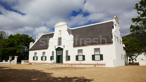 Groot Constantia Stock photo © zambezi