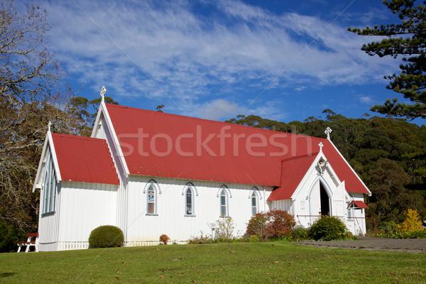 St James Church Stock photo © zambezi