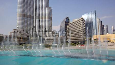 New Dubai Stock photo © zambezi