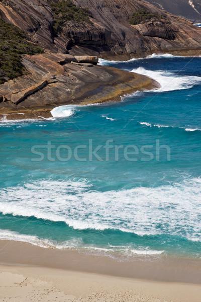 Salmon Holes Beach Stock photo © zambezi