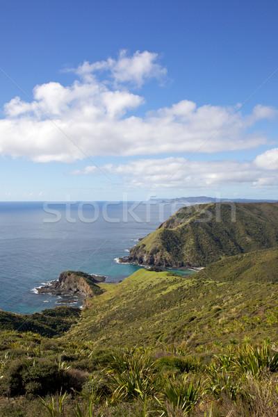 Coastal Scene Stock photo © zambezi