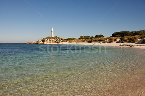 Rottnest Lighthouse Stock photo © zambezi