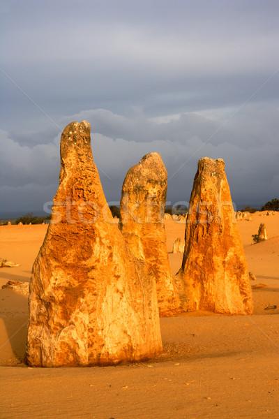 The Pinnacles Stock photo © zambezi