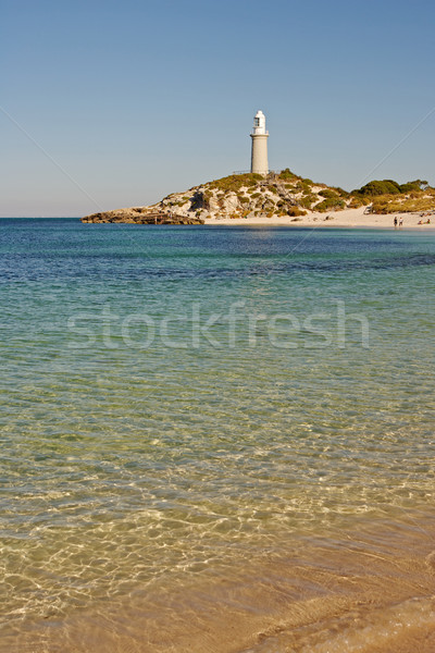 Rottnest Lighthouse Stock photo © zambezi
