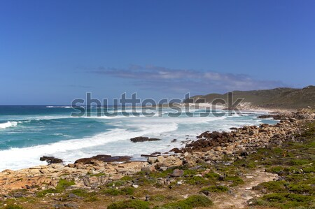 Stock photo: Coastal Landscape