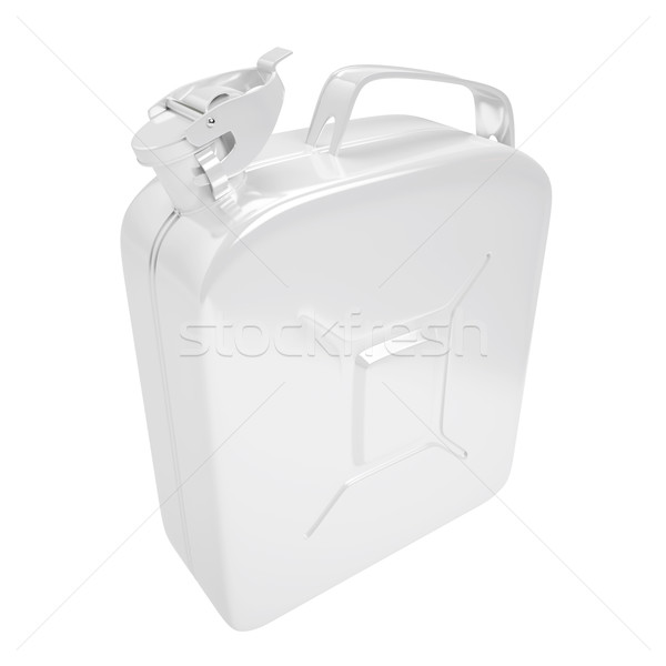 Canister for fuel. Stock photo © ZARost