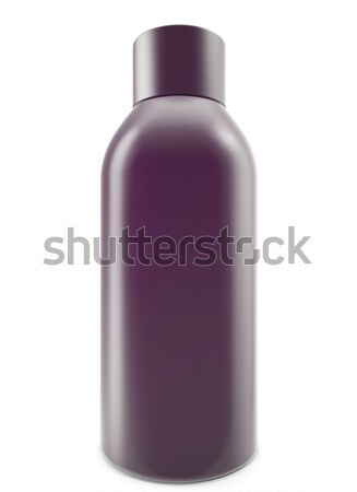 Illustration aerosol spray, hair spray, deodorant. Stock photo © ZARost
