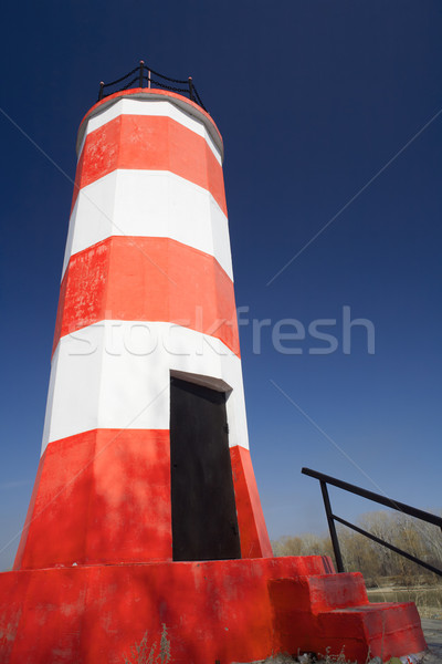 Stock photo: lighthouse