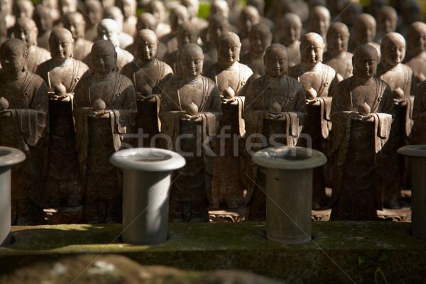 каменные Япония мелкий Focus изображение азиатских Сток-фото © zastavkin